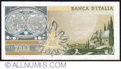 Image #2 of 2000 Lire 1973 (8. X.)