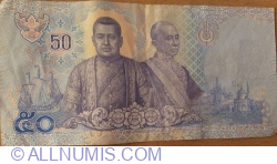 Imaginea #2 a 50 Baht 2018