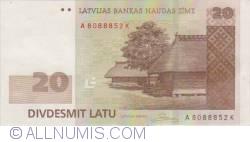 Image #1 of 20 Latu 2009