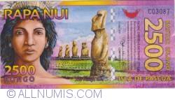 Image #1 of 2 500 Rongo 2011 (1. XII.)