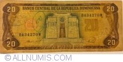 Imaginea #1 a 20 Pesos Oro 1988