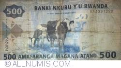 500 Francs 2013 (1. I.)