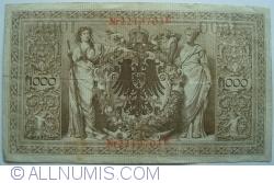 Image #2 of 1000 Mark 1910 (21. IV.) - H