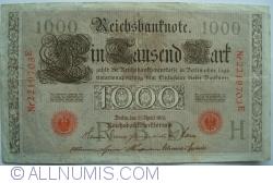 Image #1 of 1000 Mark 1910 (21. IV.) - H