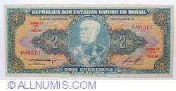 Image #1 of 2 Cruzeiros ND(1956-1958)