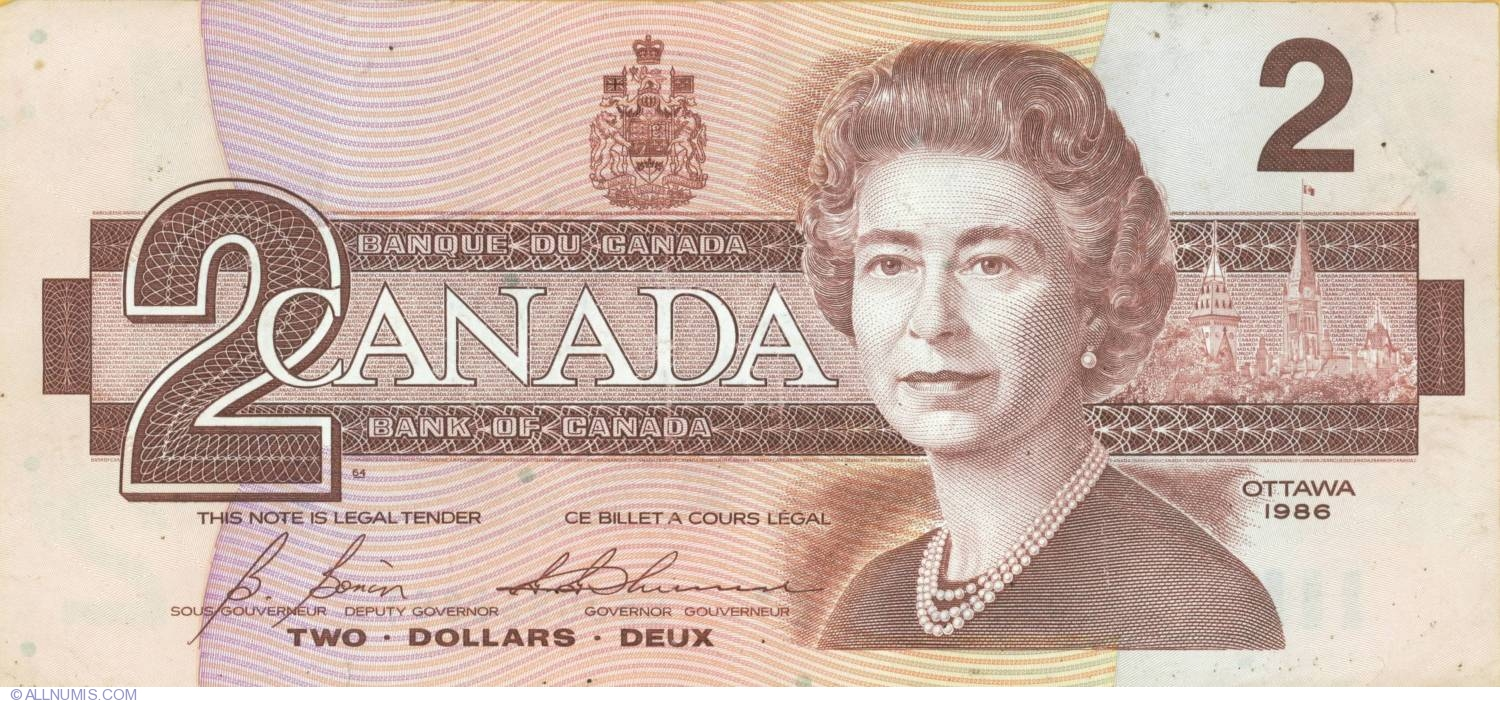 1974 Fifty Dollar Bill http://www.pic2fly.com/Canadian-2-Dollar-Bill-1974.html