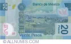 Image #2 of 20 Pesos 2006 (19. VI.) -  Serie B