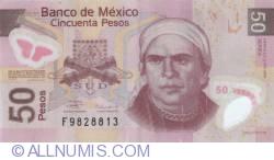 Imaginea #1 a 50 Pesos 2004 (5. XI.) - Serie A