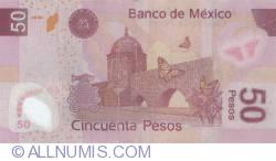 Imaginea #2 a 50 Pesos 2004 (5. XI.) - Serie A