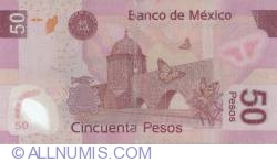 Imaginea #2 a 50 Pesos 2006 (22. XI.) - Serie F