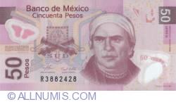Imaginea #1 a 50 Pesos 2006 (22. XI.) - Serie G