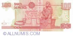 100 Pesos 2008 (28. IV.) - Series EB