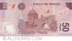 Imaginea #2 a 50 Pesos 2005 (7. IX.) - Serie C