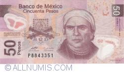 Imaginea #1 a 50 Pesos 2005 (7. IX.) - Serie C
