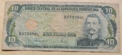 Imaginea #1 a 10 Pesos Oro 1988