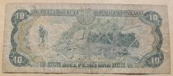 Imaginea #2 a 10 Pesos Oro 1988