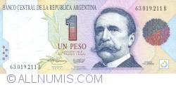 Image #1 of 1 Peso ND (1993)