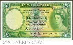 Imaginea #1 a 1 Pound 1952 (1. XII)