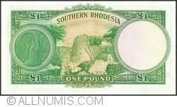 Imaginea #2 a 1 Pound 1952 (1. XII)
