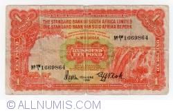 Image #1 of 1 Pound 1959 (15. VI.)