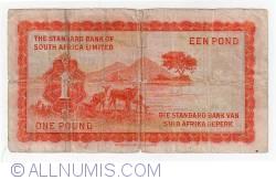 Image #2 of 1 Pound 1959 (15. VI.)