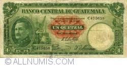 Image #1 of 1 Quetzal 1928 (31. X.)
