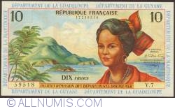Imaginea #1 a 10 Franci 1964 Vinay-Clappier