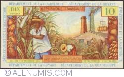 Imaginea #2 a 10 Franci 1964 Vinay-Clappier