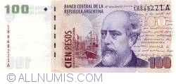 Image #1 of 100 Pesos ND (1999-2002)