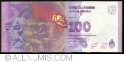 Imaginea #2 a 100 Pesos ND(2012)