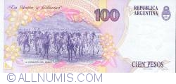 Image #2 of 100 Pesos ND(1992-1997)