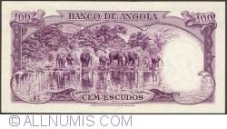 Imaginea #2 a 100 Escudos 1956 (15. VIII.)