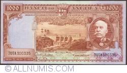 Imaginea #1 a 1000 Escudos 1956 (15. VIII.)