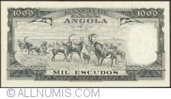 Imaginea #2 a 1000 Escudos 1956 (15. VIII.)