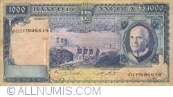 Imaginea #1 a 1000 Escudos 1970 (10. VI.) - Serial number format variety