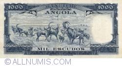 Imaginea #2 a 1000 Escudos 1970 (10. VI.)