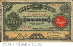 Image #1 of 1000 Reis 1909 (1. III)