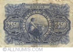 Imaginea #2 a 2½ Escudos 1921 (1. I.)
