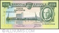 Imaginea #1 a 20 Escudos 1962 (10. VI.)