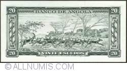 Imaginea #2 a 20 Escudos 1962 (10. VI.)