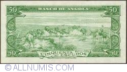 Imaginea #2 a 50 Escudos 1956 (15. VIII)