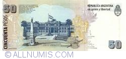 Image #2 of 50 Pesos ND (1998-2003)