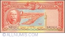 Imaginea #1 a 500 Escudos 1956 (15. VIII)