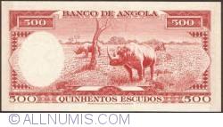 Imaginea #2 a 500 Escudos 1956 (15. VIII)
