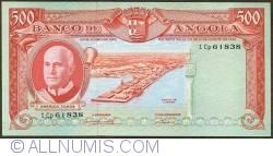 Imaginea #1 a 500 Escudos 1962 (10. VI.)