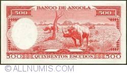 Imaginea #2 a 500 Escudos 1962 (10. VI.)