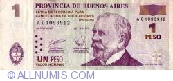 Image #1 of 1 Peso 2001 - Patacon