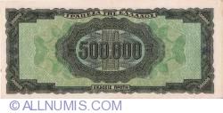 Imaginea #2 a 500 000 Drachme1944 (20. III.)
