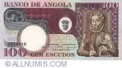 Imaginea #1 a 100 Escudos 1973 (10. VI.)