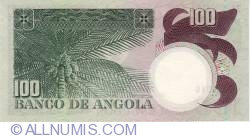 Imaginea #2 a 100 Escudos 1973 (10. VI.)